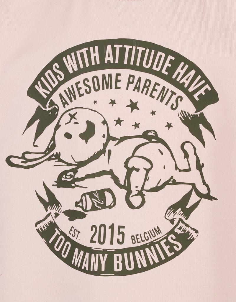 BLACK BUNNIES Black Bunnies Shirt Dolores Roze Bunny