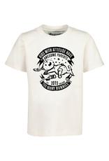 BLACK BUNNIES Black Bunnies T-Shirt Jack (LM) Wit Bunny