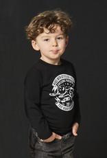 BLACK BUNNIES Black Bunnies T-Shirt Jack (KM) Wit Bunny