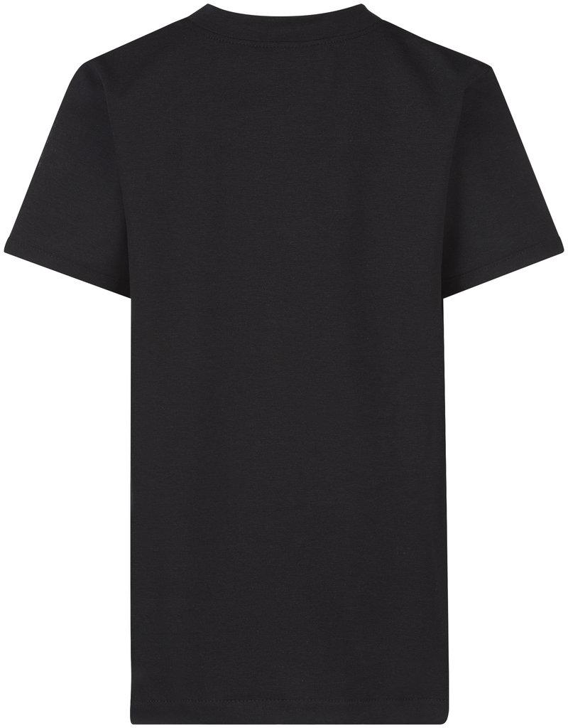 BLACK BUNNIES Black Bunnies T-Shirt Jack (LM) Zwart Sweet Child