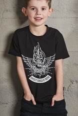 BLACK BUNNIES T-Shirt Jack (LM) Zwart Sweet Child