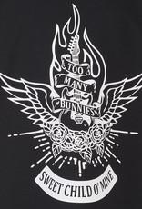 BLACK BUNNIES T-Shirt Jack (KM) Zwart Sweet Child