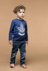 BLACK BUNNIES T-Shirt Jack (LM) Blauw Sweet Child