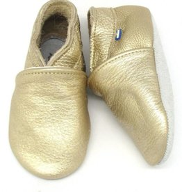 Stabifoot Stabifoot Babysoft babyslofjes goud