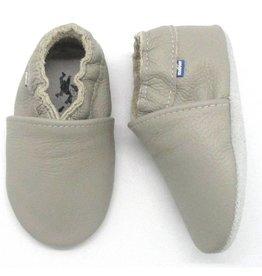 Stabifoot Stabifoot Babysoft babyslofjes grijs