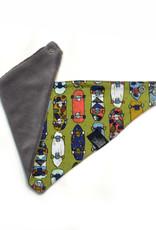 TOO MANY BUNNIES Zeversjaal Skatebord