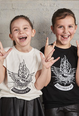 BLACK BUNNIES Shirt Dolores Zwart Sweet Child