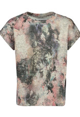 BLACK BUNNIES Shirt Dolores Sans Pink 'n Gold