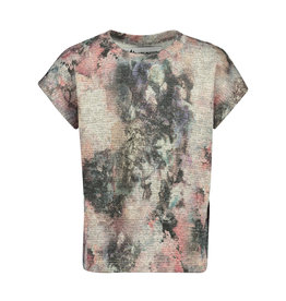 BLACK BUNNIES Shirt Dolores Sans Pink 'n Gold
