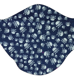 TOO MANY BUNNIES Mondmasker Skulls Jeans