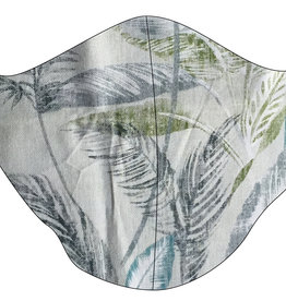 TOO MANY BUNNIES Mondmasker Leaves