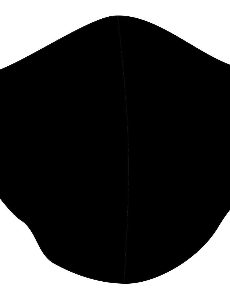 TOO MANY BUNNIES Mondmasker Black