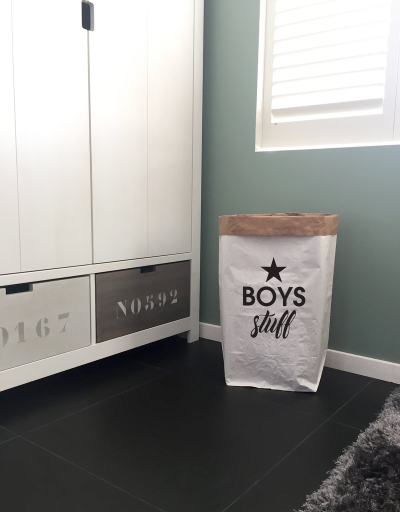 TOO MANY BUNNIES Paperbag XXL Boys Stuff