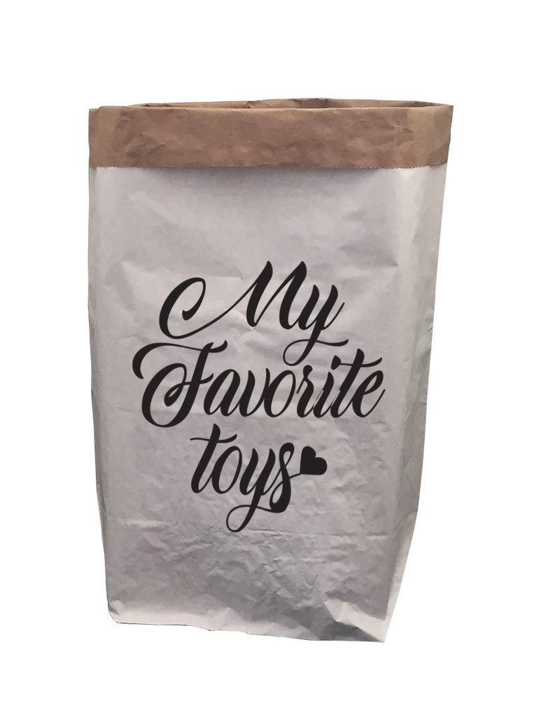 TOO MANY BUNNIES Paperbag XXL Favorite Toys