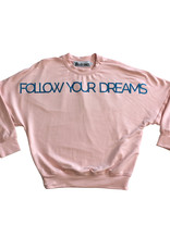 BLACK BUNNIES Sweater Jagger Dreams Pink