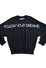 BLACK BUNNIES Sweater Jagger Dreams Black