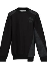 BLACK BUNNIES Sweater Mick Skull Black