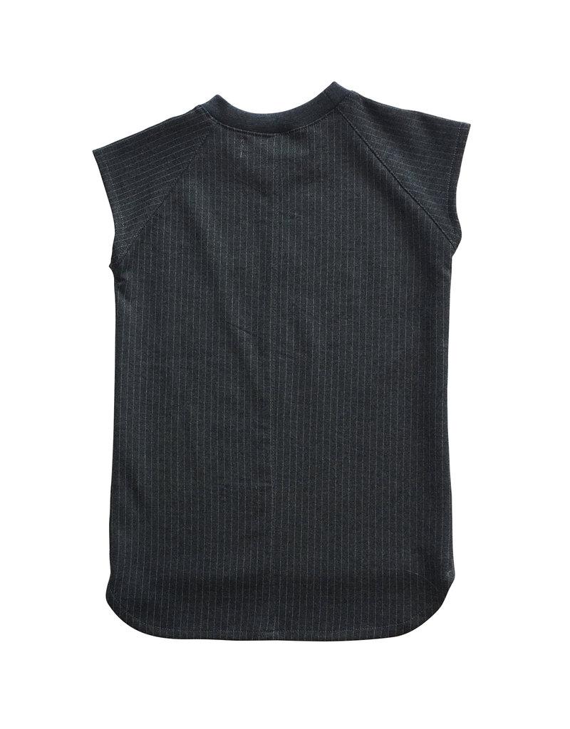 BLACK BUNNIES Shirt Axl Stripes Nevermind