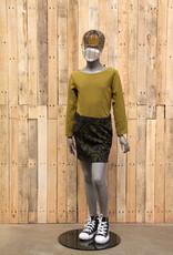 BLACK BUNNIES Shirt Jane Ocher