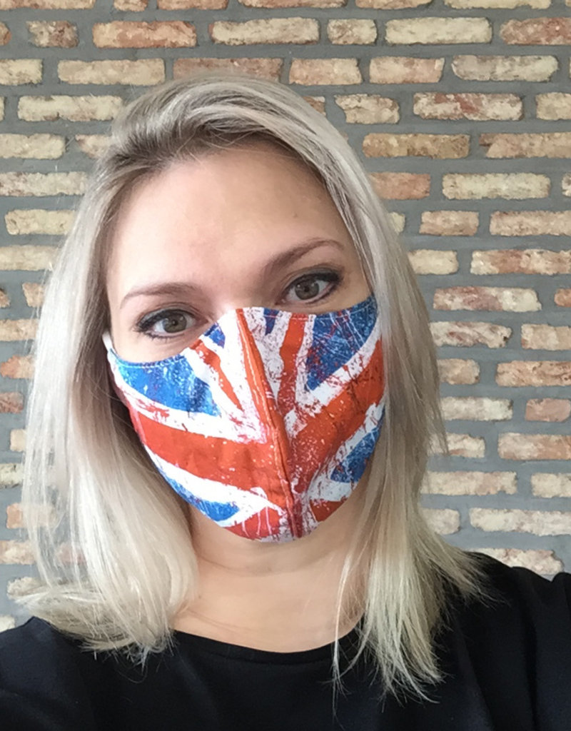 TOO MANY BUNNIES Mondmasker Brexit