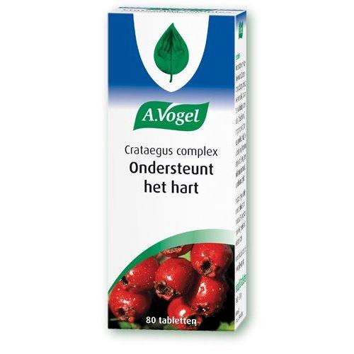 A.Vogel A.Vogel Crataegus Complex - 80 Tabletten