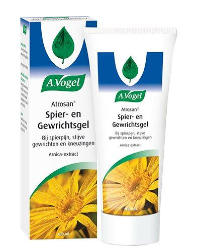 Image of A.Vogel A.Vogel Atrosan Spier-Gewrichtsgel - 100 Ml