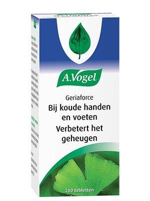 A.Vogel A.Vogel Geriaforce - 200 Tabletten