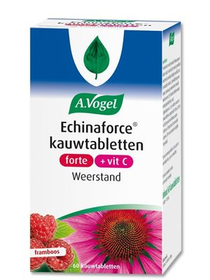 A.Vogel A.Vogel Echinaforce +Vit C - 60 Kauwtabletten