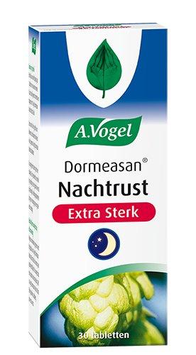 Image of A. Vogel A.Vogel Dormeasan Nachtrust Extra Sterk - 30 Stuks