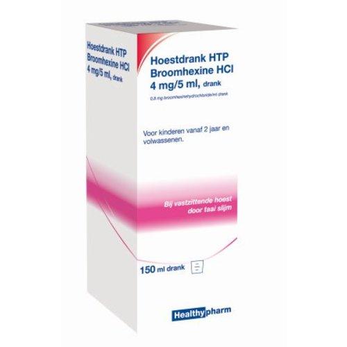 Healthypharm Healthypharm Hoestdrank 4mg/5 Ml - 150 Ml