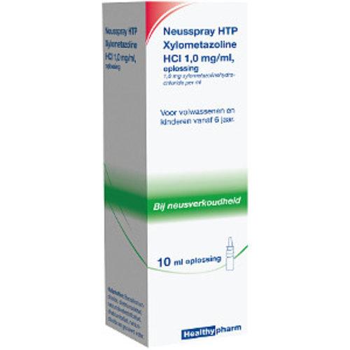 Healthypharm Healthypharm Neusspray 1% Volwassenen - 10 Ml