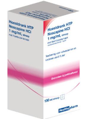 Healthypharm Healthypharm Hoestdrank Noscapine - 150 Ml