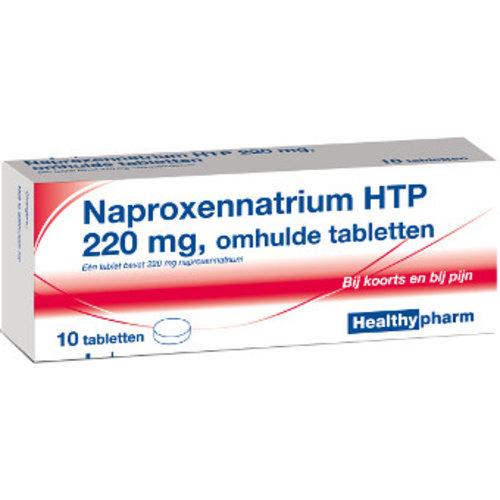 Healthypharm Healthypharm Naproxen 220 Mg - 10 Tabletten