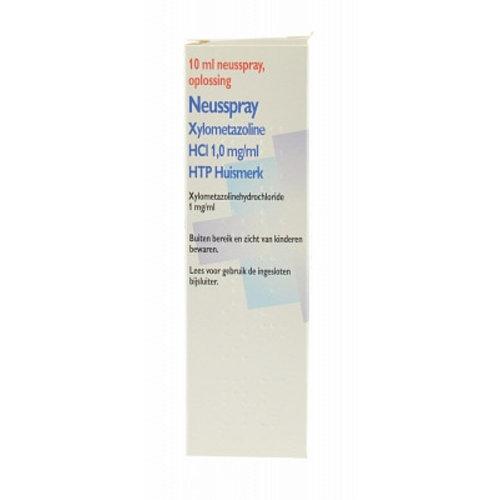 Htp Htp Neusspray 0,1% Volwassenen - 10 Ml