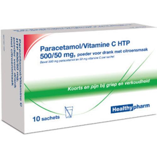 Healthypharm Healthypharm Warme Verkoudheids - 10 Sachet