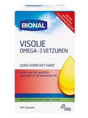 Bional Bional Visolie - 100 Capsules