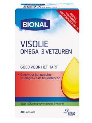 Bional Bional Visolie - 40 Capsules