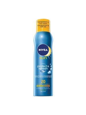 Nivea Nivea Sun Protect & Refresh Spf20 - 200 Ml