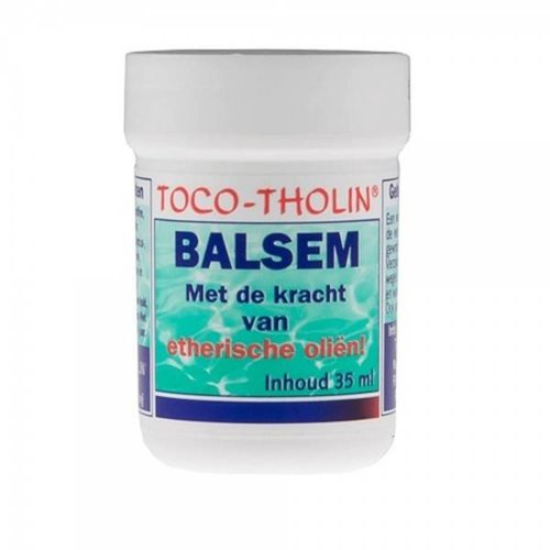 Toco Tholin Toco Tholin Massage Balsem - 35 Ml