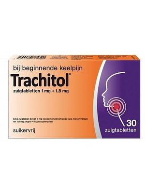 Trachitol Trachitol Tabletten Av - 30 Tabletten