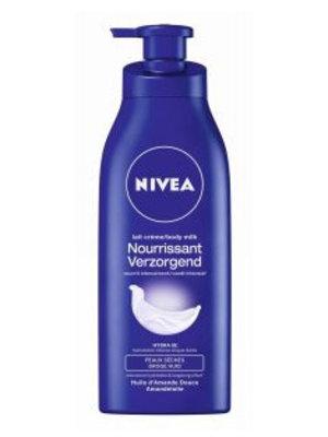 Nivea Nivea Bodymilk Verzorgend Pomp - 400 Ml