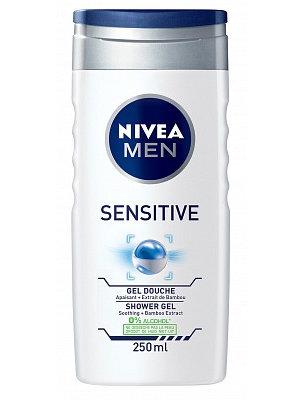 Nivea Nivea For Men Douchegel Sensitive - 250 Ml