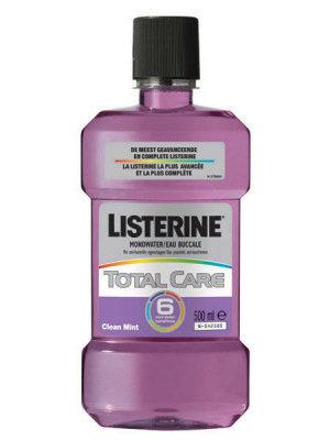 Listerine Listerine Mondwater Total Care - 500 Ml