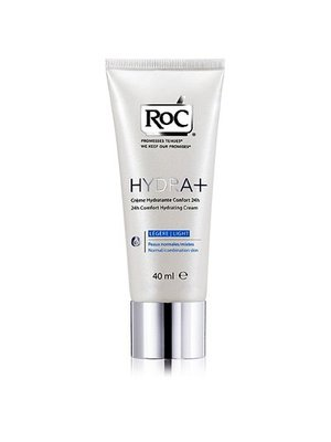 Roc Roc Hydra+ Light Day Cream - 40 Ml