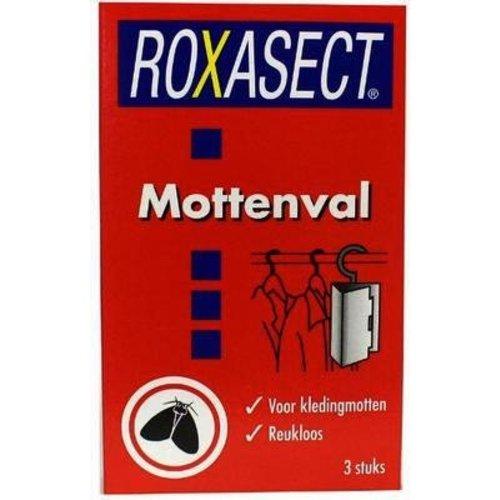 Roxasect Roxasect Mottenval - 3 Stuks