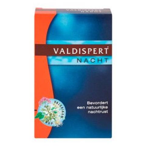 Valdispert Valdispert Nacht - 40 Dragees