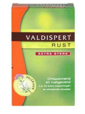 Valdispert Valdispert Rust Extra Sterk - 50 Dragees