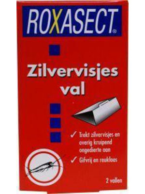 Roxasect Roxasect Zilvervisjes Val - 2 Stuks