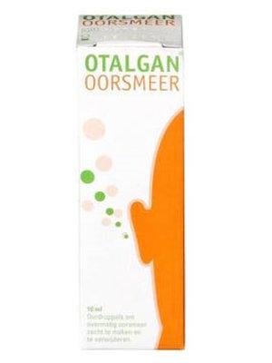 Otalgan Otalgan Oorsmeer - 10 Ml