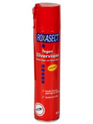 Roxasect Roxasect Spray Tegen Zilvervisjes - 1 Stuks
